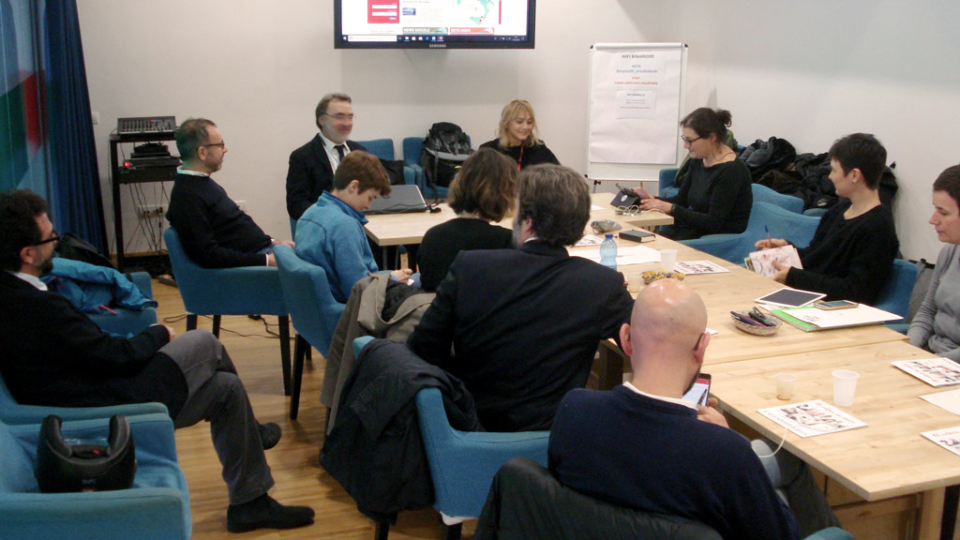 Workshop a Roma