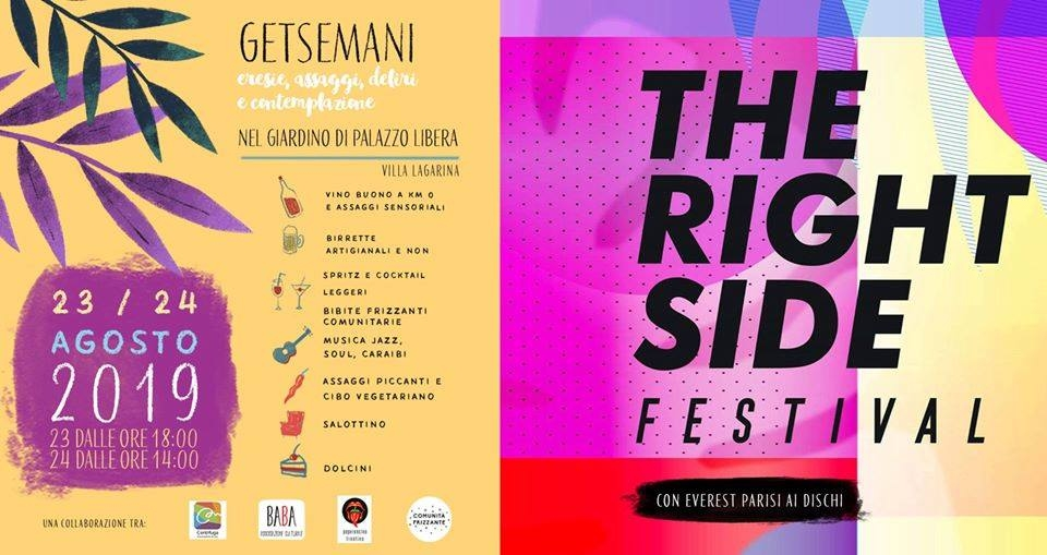 The Right Side Festival